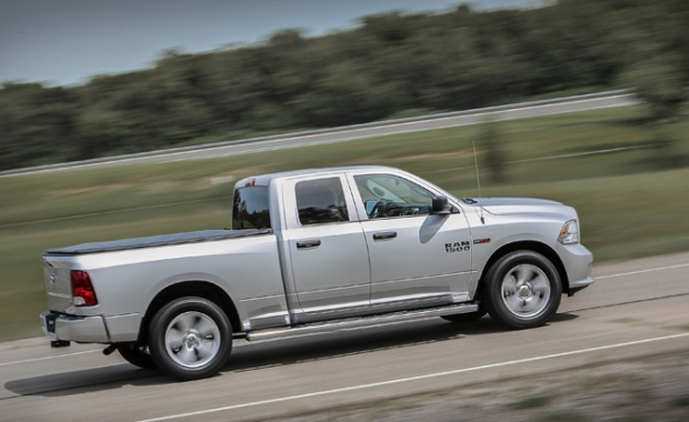 FCA Resumed Ram 1500 Diesel Production