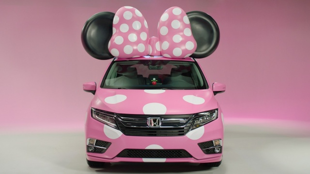 The 'Minnie' Van From Honda