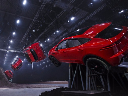 Jaguar E-Pace Broke Another Record