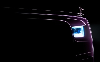 New Rolls-Royce Phantom: First Official Teaser