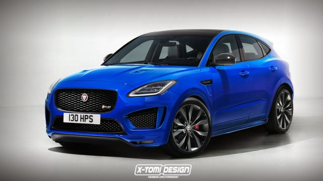Hot R-S Trim For Jaguar E-Pace