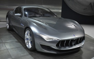 Expext To See Maserati Levante PHEV In 2019 And Alfieri EV In 2020