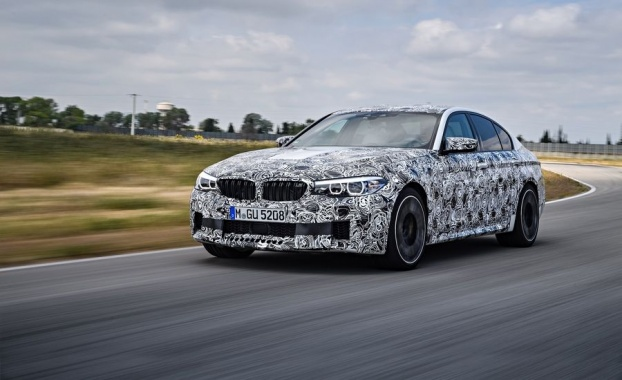 Expect Next Year's BMW M5 Presented In 2 Weeks