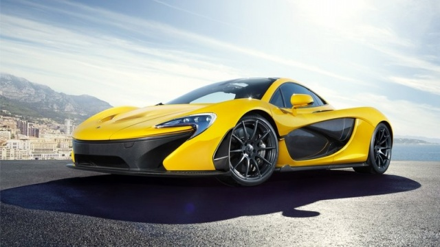 Expect A Completely Electric Hypercar From McLaren
