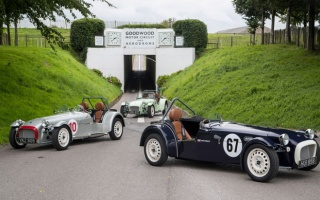 Caterham Celebrates 60th Anniversary with Retro-Inspired Model