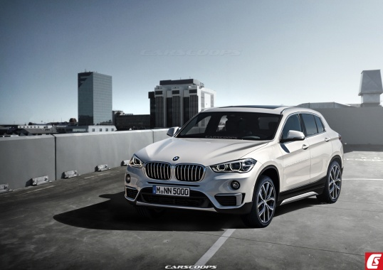 New crossovers BMW X2 and X7 will come to Europe in 2018