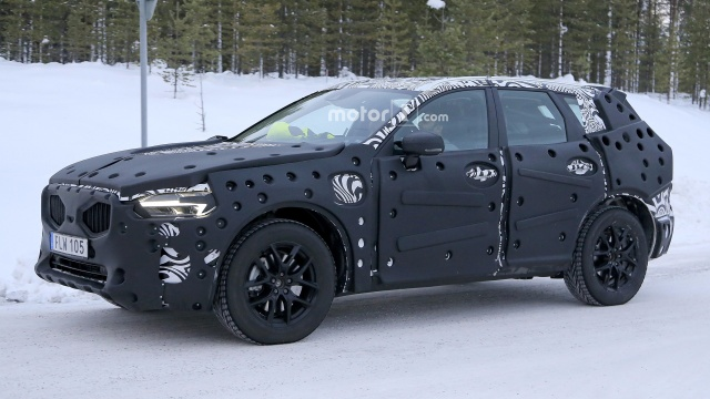 Next-Gen V60 From Volvo Caught During Testing In Sweden