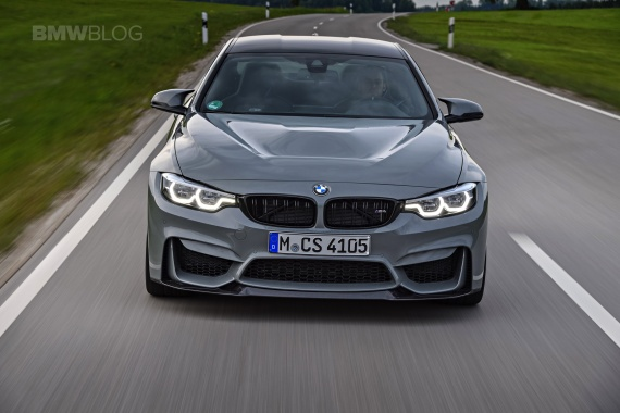 The M3 CS From BMW Will Be Embodied Soon