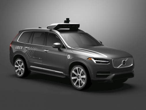 Thousands of Volvo cars will work in Uber