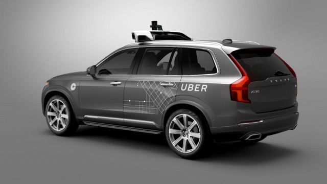 Uber will be the first who introduce an autopilot taxi service