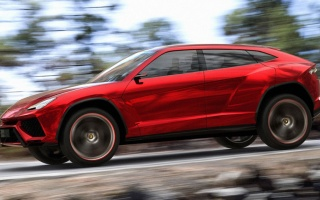 Lamborghini Urus Will Come Out On December 4