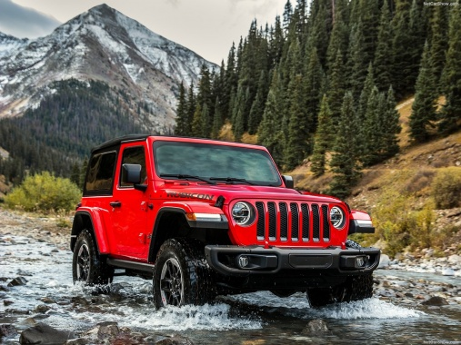 Jeep Will Present Plug-In Hybrid Wrangler In 3 Years