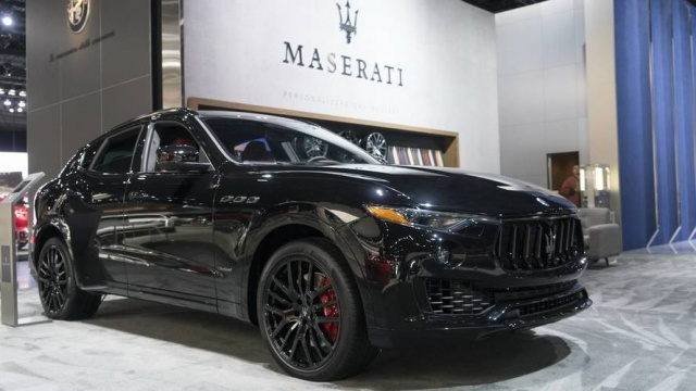 Nerissimo Package With Stealthy Look From Maserati