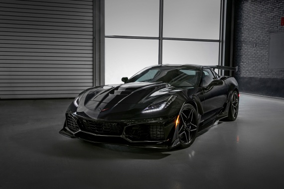 First Corvette ZR1 From Chevrolet Will Be Auctioned