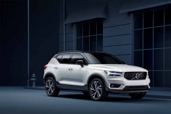 Subscription Service For XC40 From Volvo