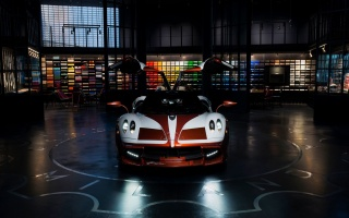 A Turbine Powered Fiat Gave Inspiration To Pagani Huayra Lampo