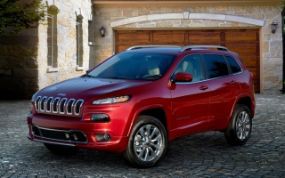 The new Jeep Cherokee crossover will be presented in January 2018