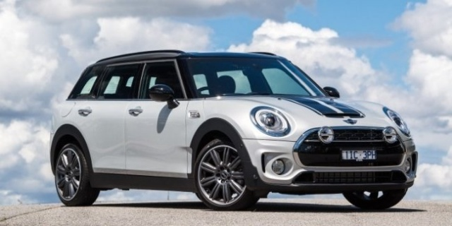 $55,210 For Mini Clubman Masterpiece Edition