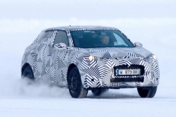 Spies Caught 2019 DS3 Crossback
