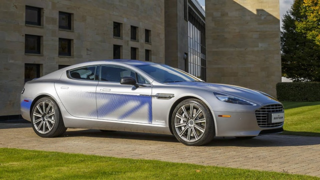 Aston Martin Wants An EV Partner From China