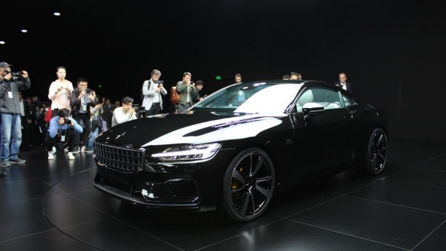 Polestar 1 Will Be Presented In Geneva