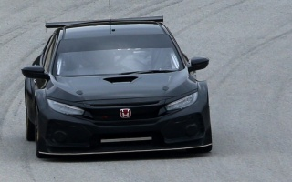 Mean Looking Civic Type R From Honda
