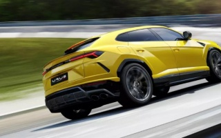 Lamborghini Urus is preparing for an off-road competition program