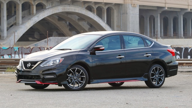 Expect The New Sentra From Nissan in 2019