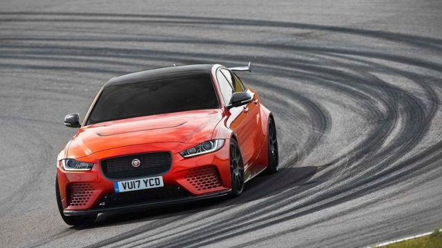 Jaguar Will Probably Cut Its 'R' Offerings