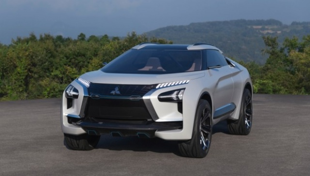 The future Mitsubishi Lancer can be a SUV