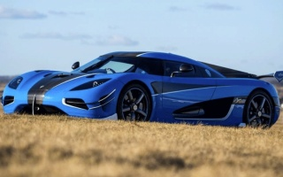 Koenigsegg Agera RS set a new high-speed record