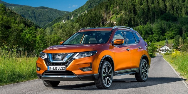 Nissan removes diesel cars from Europe