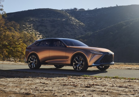 The Lexus flagship will get the name LQ