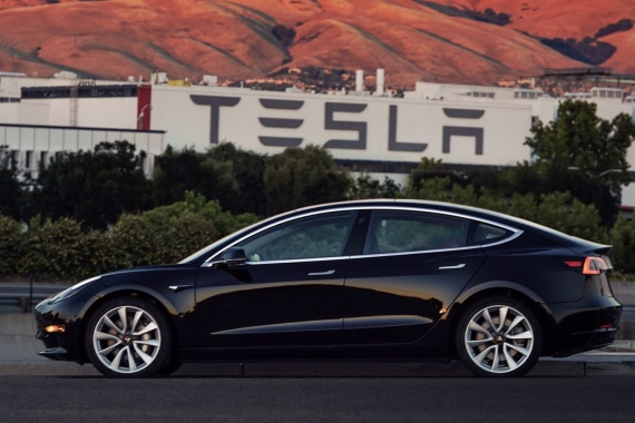 Tesla Model 3 with two engines has already been put into production