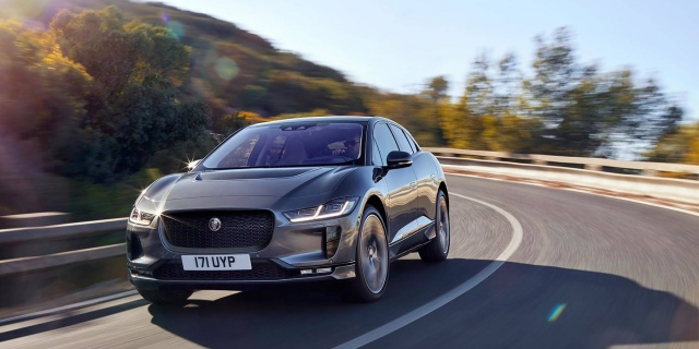 Jaguar thinks about the super-strong I-Pace