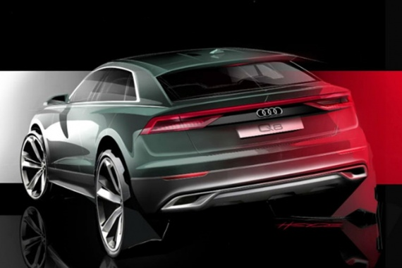 Check Out Video Teaser Of Audi Q8