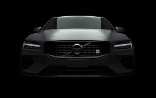 Volvo slightly declassified the appearance of the new S60