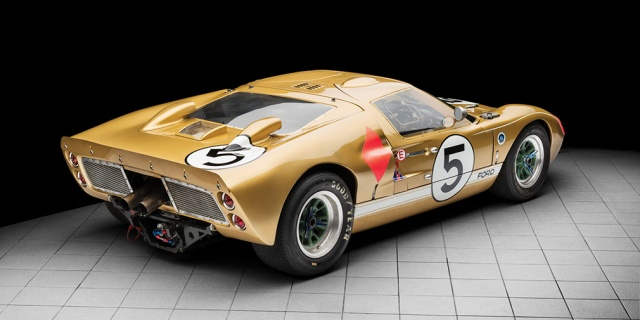Ford GT40 1966 will cost $12 million