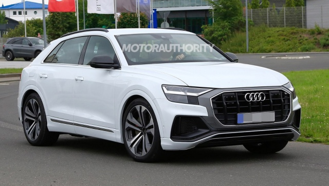 Next Year's Audi SQ8