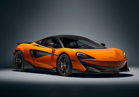 McLaren will prepare 18 new products for 7 years
