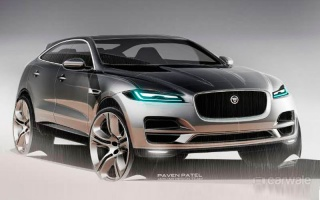 Jaguar C-Pace will be the most compact SUV in brand line