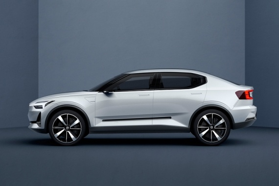 Volvo Polestar 2 will compete with Tesla Model 3