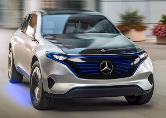 Mercedes-Benz presents a new SUV in September