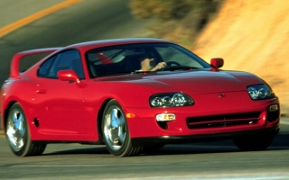 Video of the evolution of Supra from Toyota