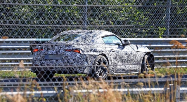 New Toyota Supra crashed on the Nurburgring