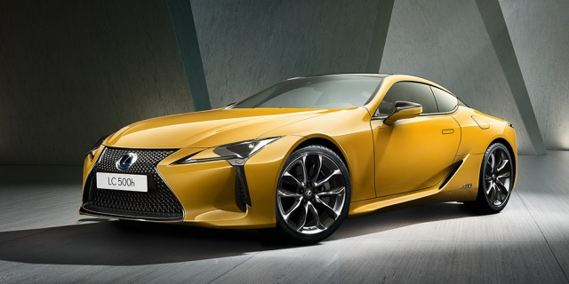 Lexus told what would show in Paris