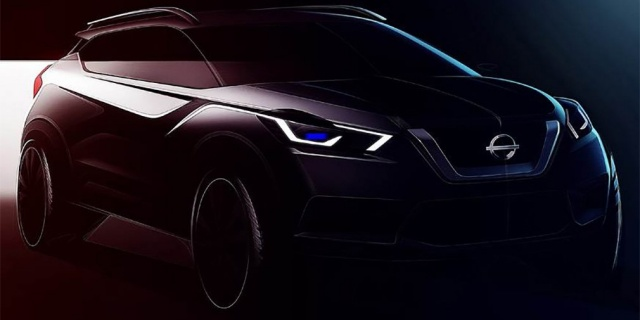 Nissan has announced a new crossover with Renault Duster base
