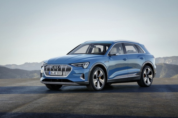 Audi has received more than 10,000 electric crossover e-Tron pre-orders