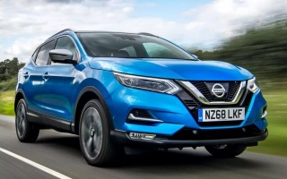 Nissan Qashqai will have a new turbo engine