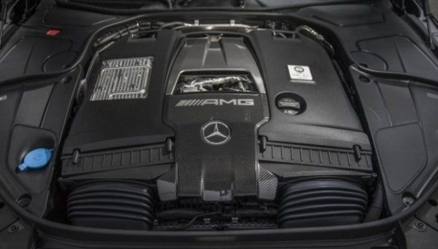Mercedes no longer needs her cult engine